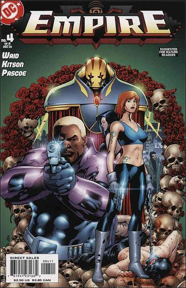 Empire (2003) 4-A by DC