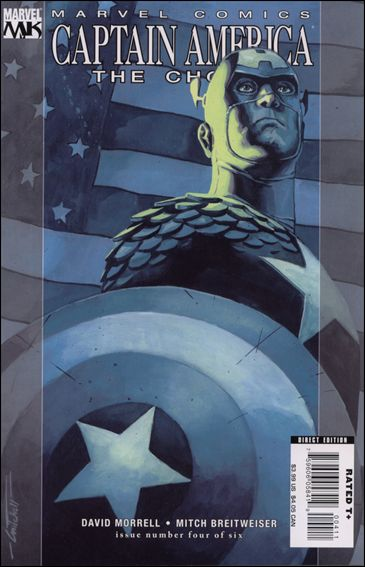 Captain America: The Chosen 4-A by Marvel