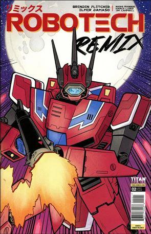 Robotech Remix 2-B