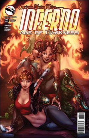 Grimm Fairy Tales Presents Inferno: Age of Darkness One-Shot-B