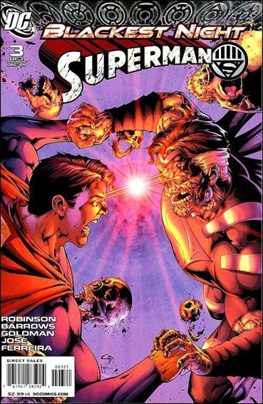 Blackest Night: Superman 3-B by DC