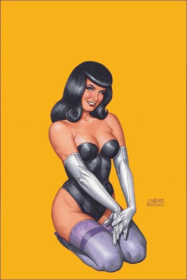 Bettie Page (2020) 2-U by Dynamite Entertainment
