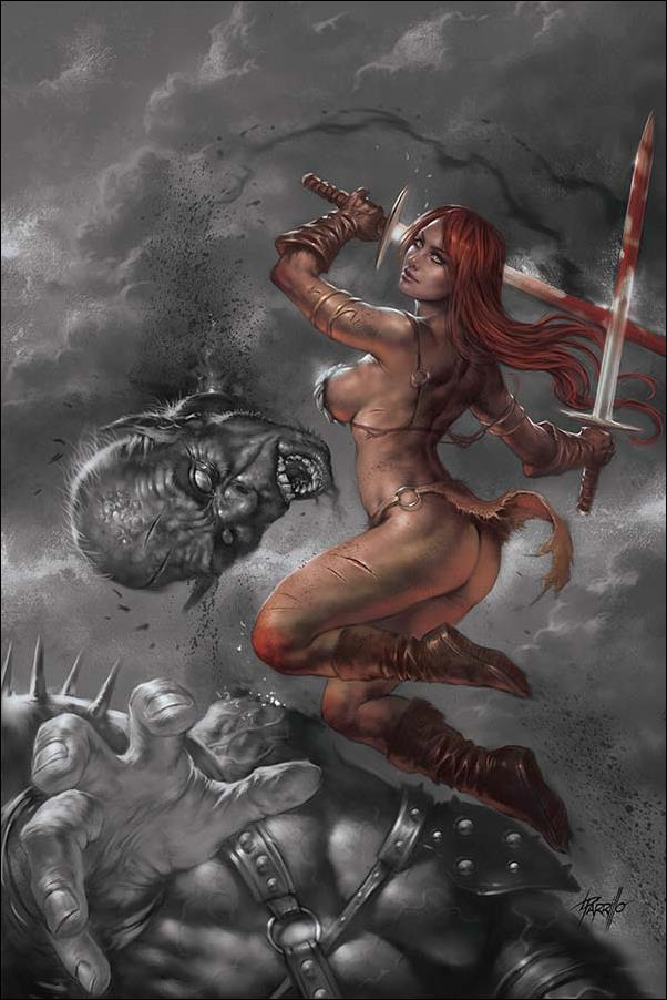 Red Sonja: Birth of the She-Devil 3-I by Dynamite Entertainment