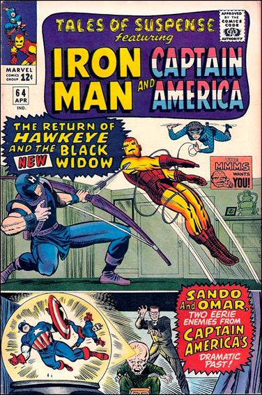 Tales of Suspense (1959) 64-A by Marvel