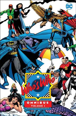 Who's Who Omnibus 1-A