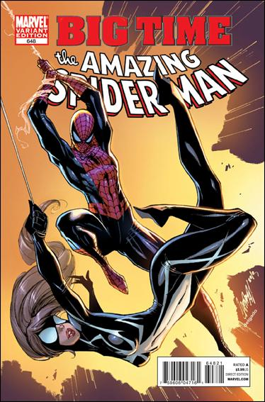 Amazing Spider-Man (1963) 648-D by Marvel