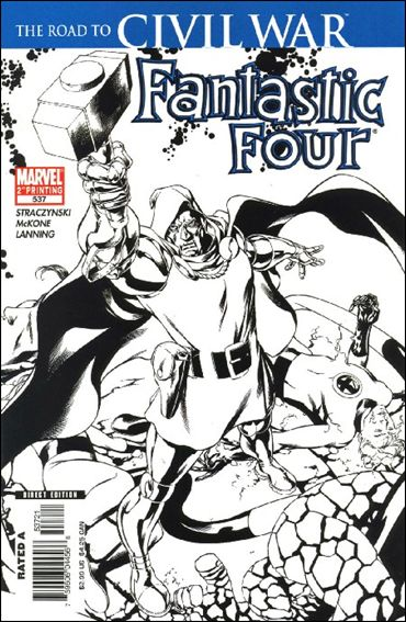 Fantastic Four (1961) 537-B by Marvel