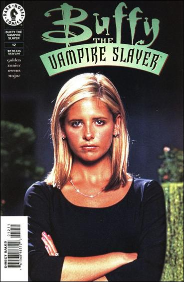 Buffy the Vampire Slayer 12-B by Dark Horse