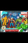 Marvel Universe (3-Packs) Classic Avengers 3-Pack