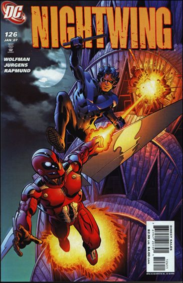 Nightwing (1996) 126-A by DC