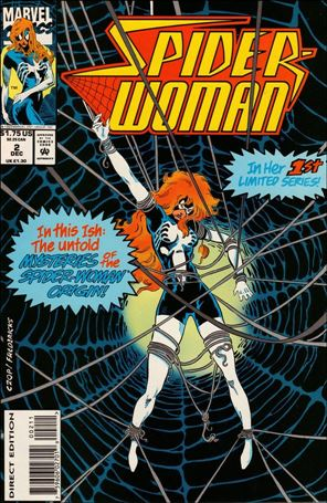 Spider-Woman (1993) 2-A