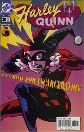 Harley Quinn (2000) 38-A