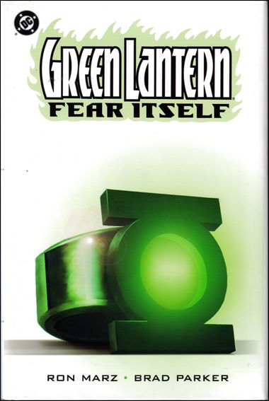 Green Lantern: Fear Itself nn-A by DC