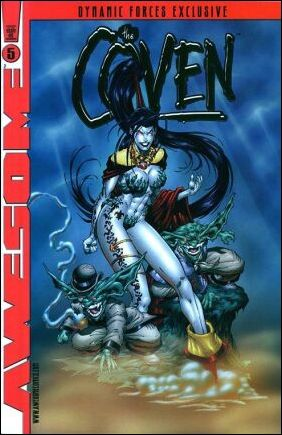 Coven (1997) 5-D by Awesome