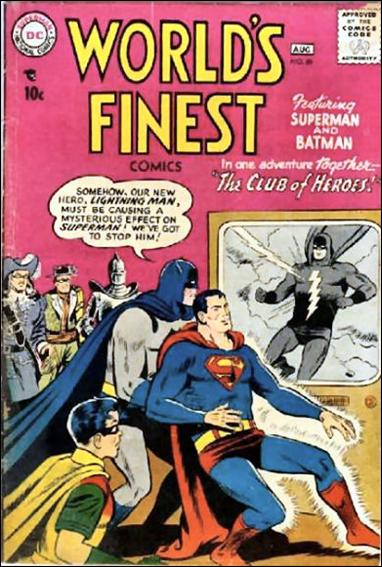 World's Finest Comics 89-A by DC