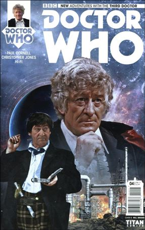 Doctor Who: The Third Doctor 4-B