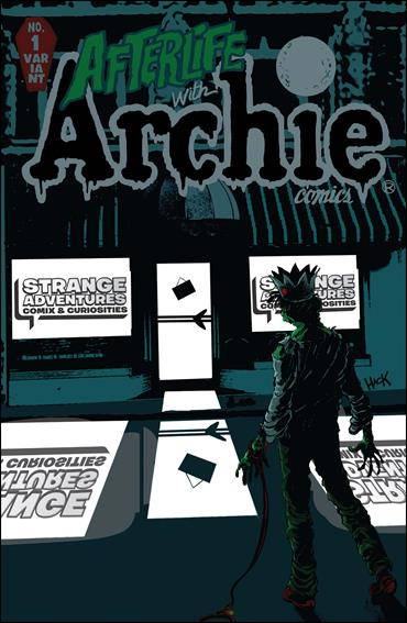 Afterlife with Archie 1-FU by Archie