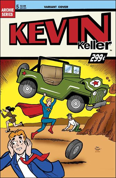 Kevin Keller 5-B by Archie