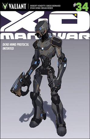 X-O Manowar (2012)  34-D