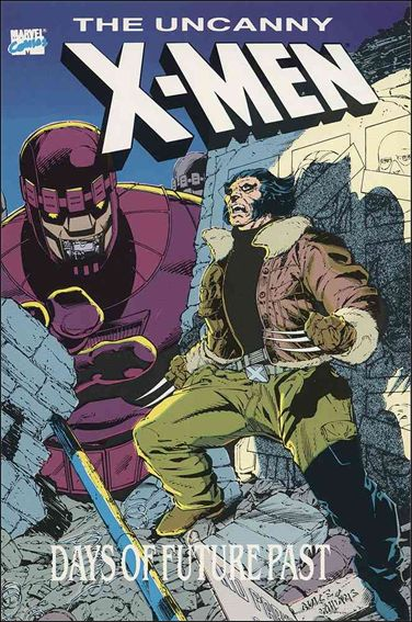 Uncanny X-Men in Days of Future Past 1-A by Marvel