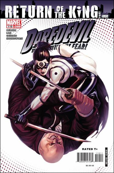 Daredevil (1998) 119-A by Marvel