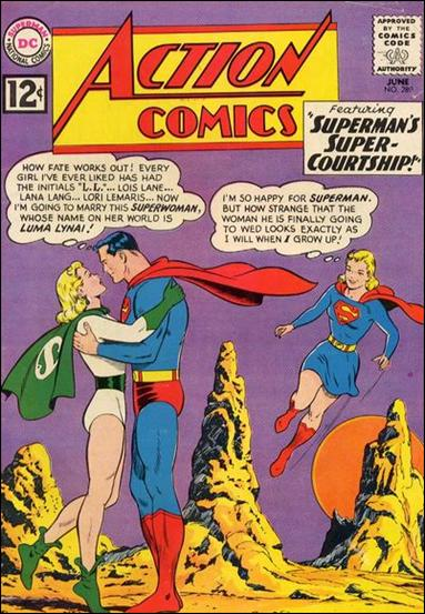 Action Comics (1938) 289-A by DC