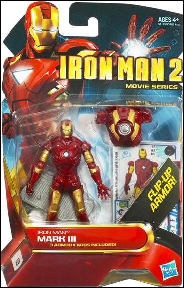 Iron Man 2 Iron Man - Mark III (Movie Series) by Hasbro