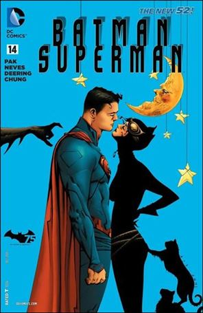 Batman/Superman 14-A