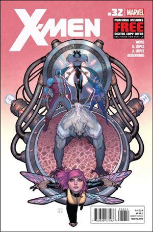 X-Men (2010) 32-A