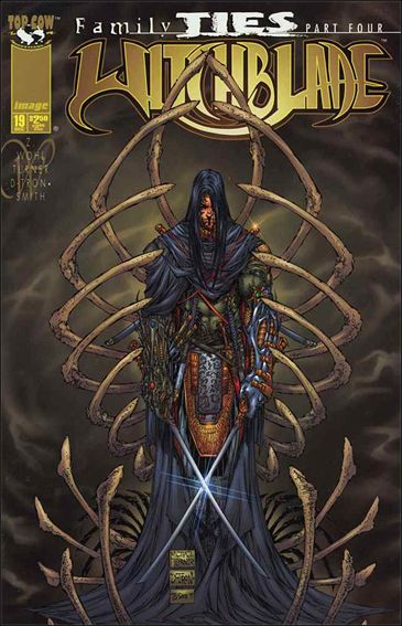 Witchblade 19-A by Top Cow