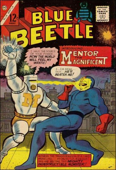 Blue Beetle (1965) 51-A by Charlton