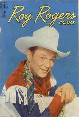 Roy Rogers Comics 6-A