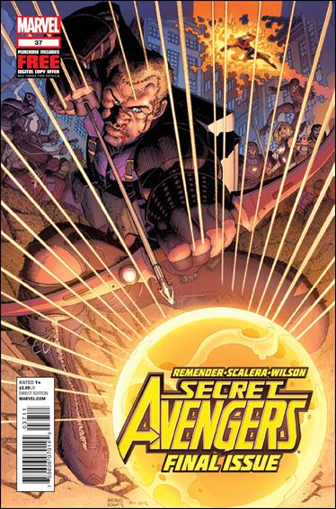 Secret Avengers (2010) 37-A by Marvel