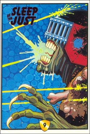 Judge Dredd: The Epics (Sleep of the Just Subset) 9-A