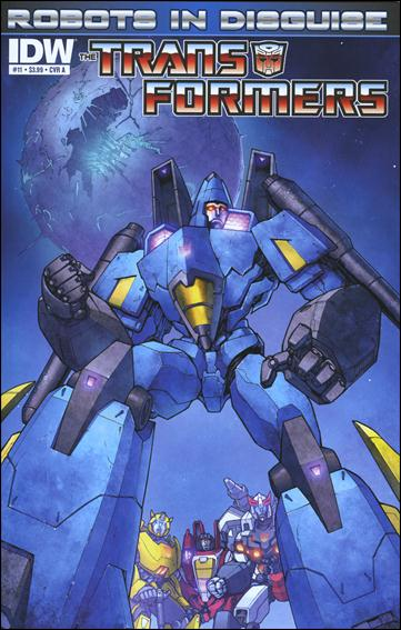 Transformers: Robots in Disguise 11-A by IDW