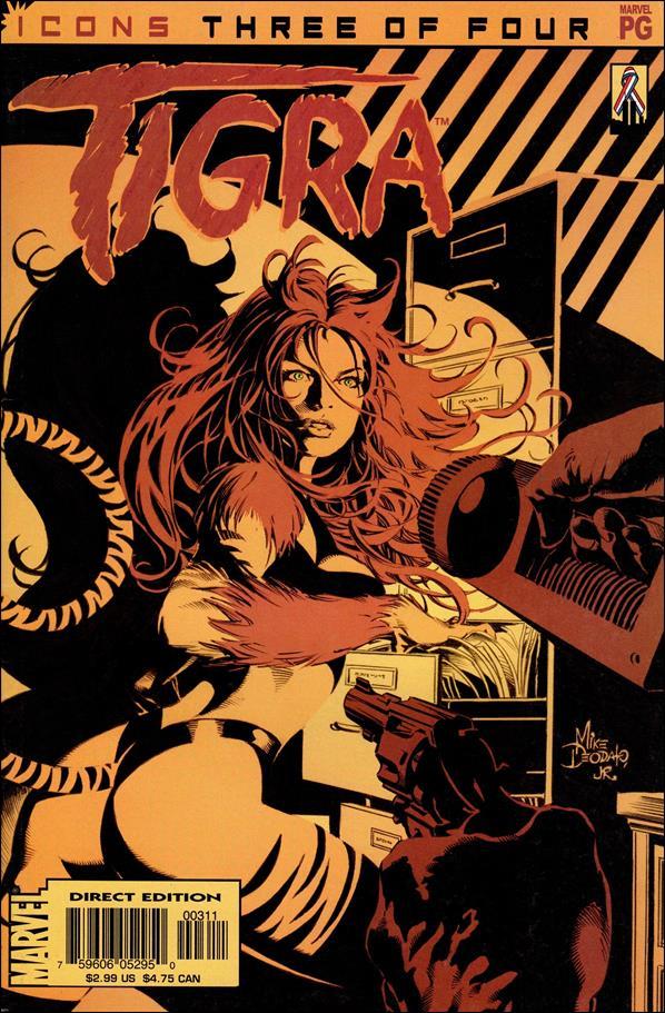 Tigra 3-A by Marvel
