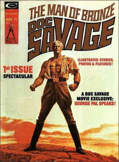 Doc Savage (1975) 1-A by Marvel