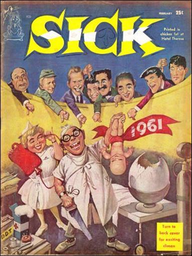 Sick (1960) 4-A by Prize