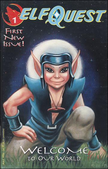 Elfquest (1996) 1-A by Warp Graphics