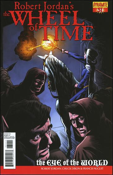 Robert Jordan's Wheel of Time: The Eye of the World (2010) 31-A by Dynamite Entertainment