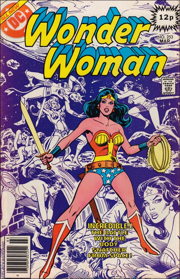 Wonder Woman (1942) 253-B by DC