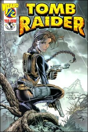 Tomb Raider: The Series 1/2-A by Top Cow