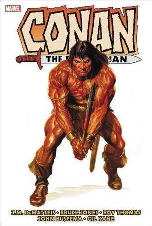 Conan the Barbarian: The Original Marvel Years Omnibus 5-A