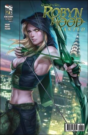 Grimm Fairy Tales Presents Robyn Hood: Wanted 1-A
