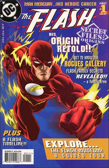 Flash: Secret Files and Origins 1-A by DC