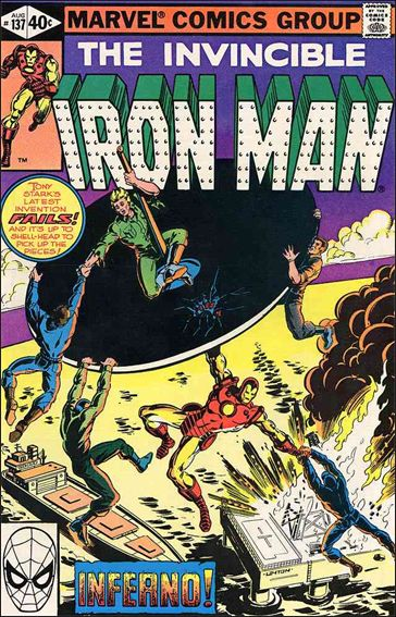 Iron Man (1968) 137-A by Marvel
