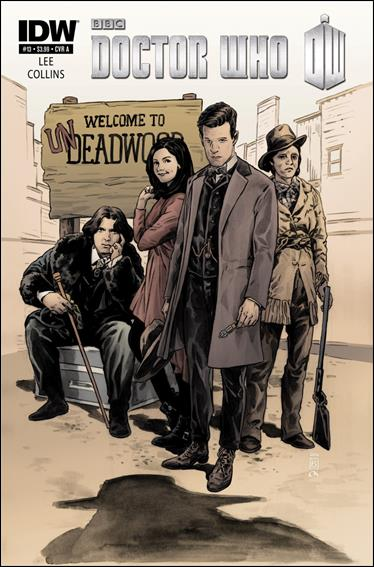 Doctor Who (2012) 13-A by IDW