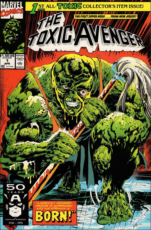 Toxic Avenger 1-A by Marvel