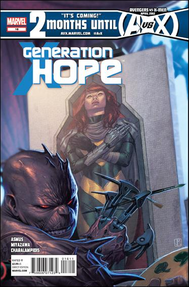 Generation Hope 16-A by Marvel