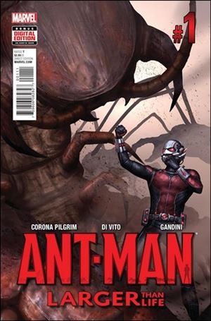 Ant-Man: Larger Than Life 1-A